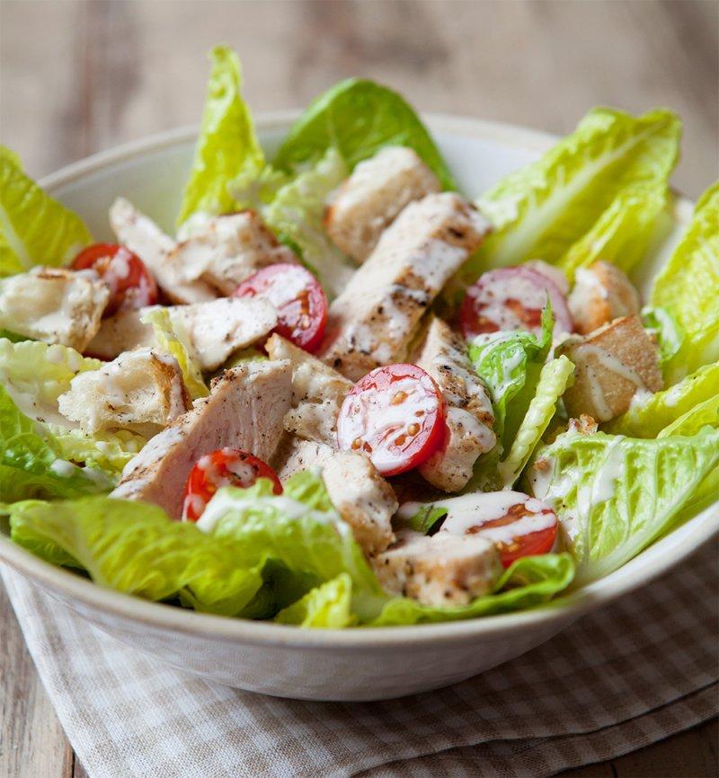 Chicken-Ceaser-Salad
