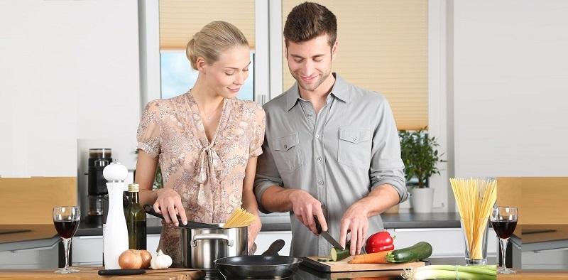 Esti közös főzés, és ami mögötte van