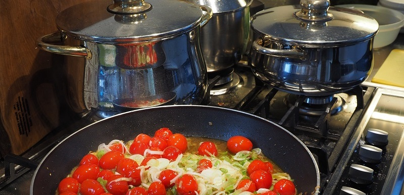 Havonta egyszer főzni kis konyhában?